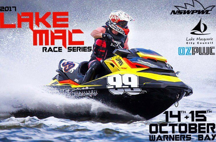 Lake Macquarie PWC Race Competitor Entry Form