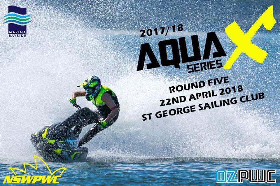 AquaX Series Rd 5 – 22 Apr 2018